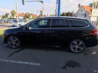 brugt Peugeot 308 GT Line 2.0 Blue HDi Kombi / Family Van,