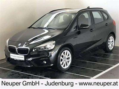 gebraucht BMW 214 Active Tourer d