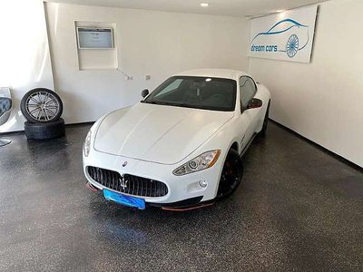 gebraucht Maserati Coupé Gran Turismo 4,2 Aut.*SONDERLACKIERUNG MATT WEI... Sportwagen /