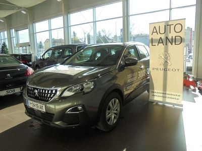 gebraucht Peugeot 3008 1,6 BlueHDi 120 S&S 6-Gang Active