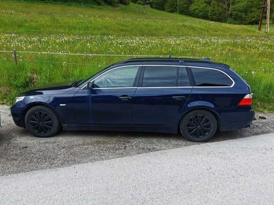 gebraucht BMW 525 5er-Reihe Kombi Diesel (E61) Touring Aut.