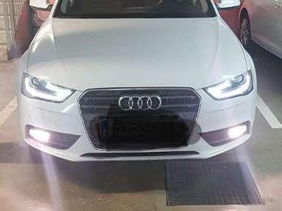 gebraucht Audi A4 150 PS. Top Zustand. Überprüfung neu. Kombi / Family Van