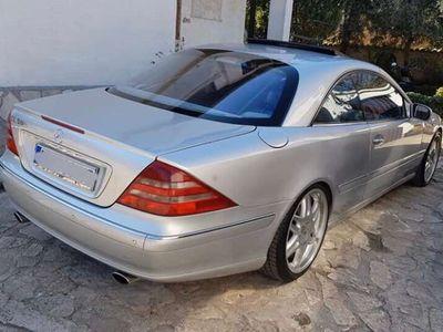 gebraucht Mercedes CL500 CL-KlasseSportwagen / Coupé