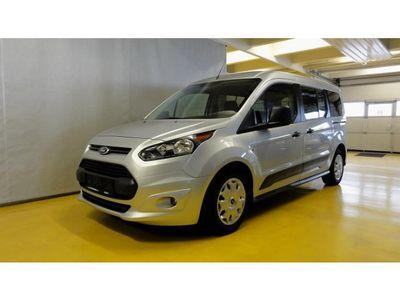 gebraucht Ford Tourneo Connect Tourneo Grand1,5 TDCi Start/Stop L2 TEMPO/MFL/KLIMA/FREISPRECH Kombi / Family Van