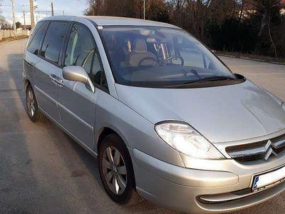 gebraucht Citroën C8 2.0 HDI Kombi / Family Van