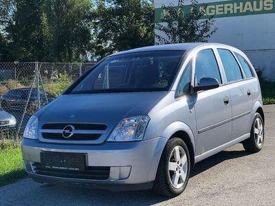 gebraucht Opel Meriva 1,7 DTI Kombi / Family Van