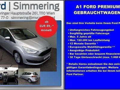 gebraucht Ford C-MAX Trend 1,0 EcoBoost Kombi / Family Van,