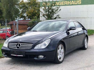 gebraucht Mercedes CLS320 CLS-KlasseCDI Aut. *EXPORT* Sportwagen / Coupé