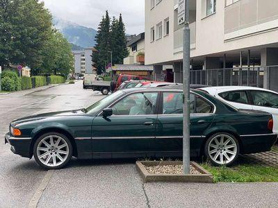 gebraucht BMW 740 7er-Reihemit L Ausstatung Limousine