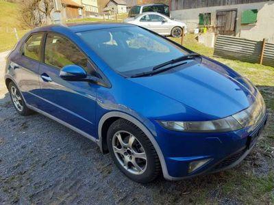 gebraucht Honda Civic 1,8 i-VTEC Comfort