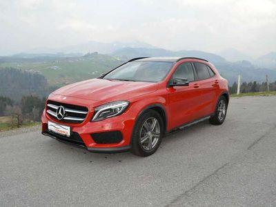 gebraucht Mercedes GLA220 d 4Matic GLA -Klasse (Allrad Automatk)