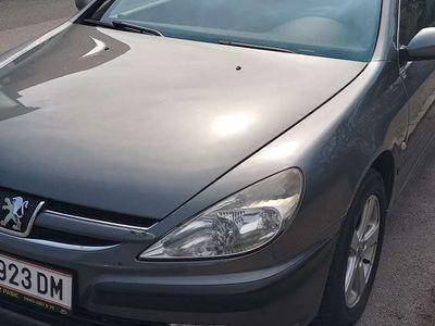 gebraucht Peugeot 607 HDI 135