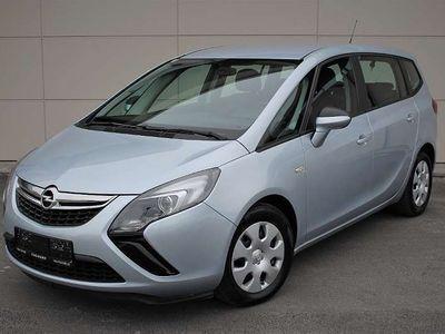brugt Opel Zafira 1,4 Turbo ecoflex Cool & Sound 7 Sitzer Kombi / Family Van,