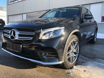gebraucht Mercedes GLC250 d 4MATIC Aut.