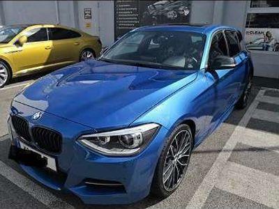 gebraucht BMW M135 1er-ReiheXdrive Klein-/ Kompaktwagen