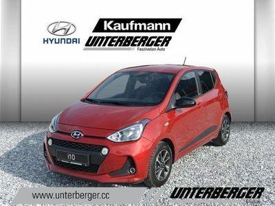 gebraucht Hyundai i10 1,0 GO! PLUS
