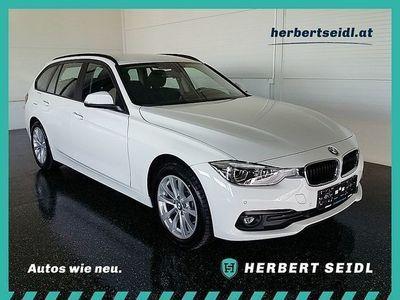 gebraucht BMW 320 d xDrive Touring Advantage Aut. *NP € 56.725,-*