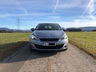 gebraucht Peugeot 308 Allure HDI 92 Klein-/ Kompaktwagen