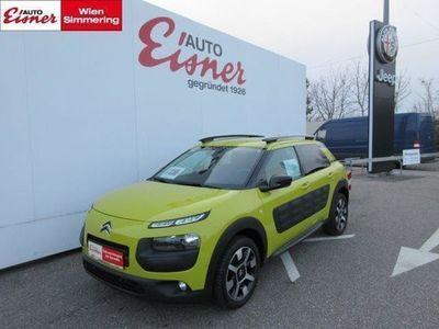 gebraucht Citroën C4 Cactus 1,2 VTI82 Shine ETG Limousine
