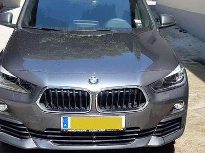 gebraucht BMW X2 sDrive 18d Advantage Aut. SUV / Geländewagen