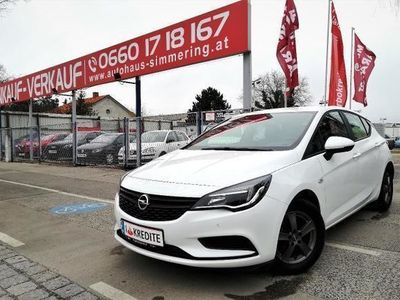 brugt Opel Astra 0 Turbo ecoflex Direct Injection Edition St./St.