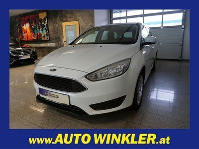 gebraucht Ford Focus Traveller 1,5TDCi ECOnetic Trend SYNC