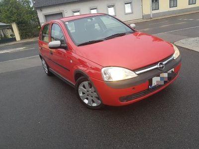gebraucht Opel Corsa 1,7 DTi 16V