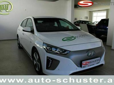 gebraucht Hyundai Ioniq Elektro Style +Winterpaket +Leder+ LED