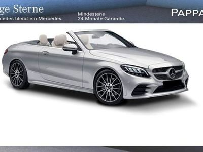 used Mercedes C200 C-Klassed Avantgarde Aut. Limousine,