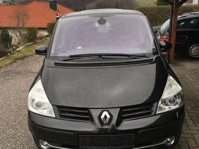 gebraucht Renault Grand Espace Sport Edition 2,0 dCi *1 Besitz*