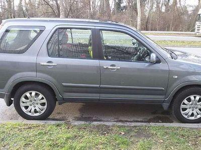 gebraucht Honda CR-V 2,2i CTDi Executiv SUV / Geländewagen,
