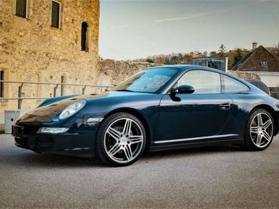 gebraucht Porsche 911 Carrera 4 997 Coupé Tiptronic