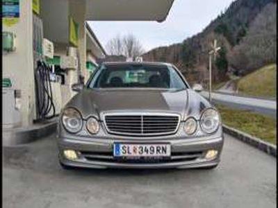 gebraucht Mercedes E320 4Matic Automatik Avantgarde