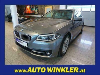 gebraucht BMW 520 520 d xDrive Touring Österreich-Paket Aut. Leder...