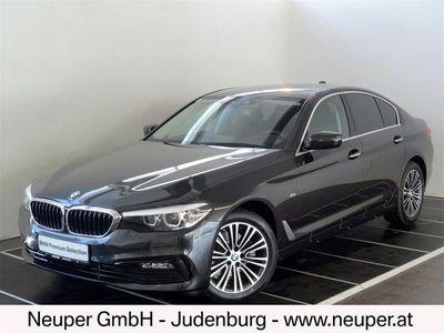 gebraucht BMW 520 5er-Reihe d xDrive Aut. Limousine,