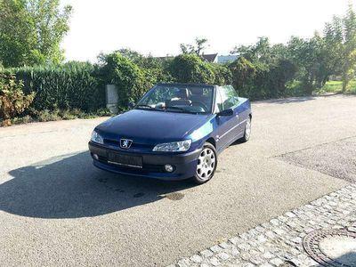 gebraucht Peugeot 306 Cabriolet 306 Cabrio ST Tropez / Roadster