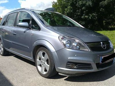 gebraucht Opel Zafira 1.9cdti Kombi / Family Van