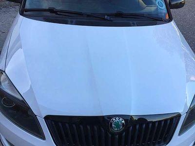 gebraucht Skoda Fabia MonteCarlo Klein-/ Kompaktwagen