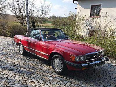 gebraucht Mercedes 560 SL-KlasseSL Cabrio / Roadster