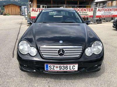 gebraucht Mercedes C200 Evolution Coupé CDI Aut.