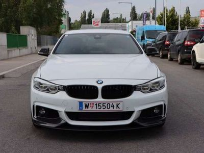gebraucht BMW 435 4er-Reihe Coupe Allrad (F32) xDrive Coupe Aut.