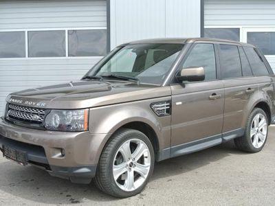 used Land Rover Range Rover Sport 3,0 TdV6 HSE *NAVI*GLASDACH*AHK*XENON*LEDER