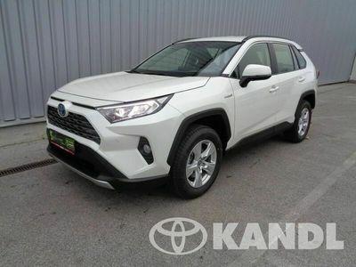 gebraucht Toyota RAV4 2,5 Hybrid Active AWD SUV / Geländewagen