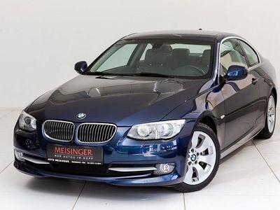gebraucht BMW 335 i Coupé Österreich-Paket DKG
