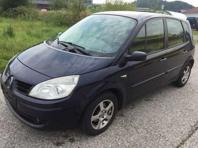 gebraucht Renault Scénic II ScenicAuthentique 1,5 dCi DPF