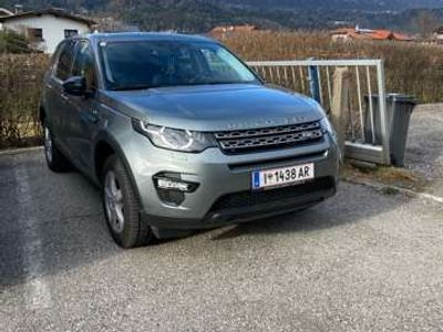 gebraucht Land Rover Discovery Sport 2,2 TD4 4WD S Aut.