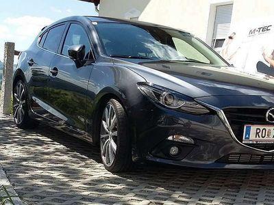 gebraucht Mazda 3 CD 150 Attraction Limousine