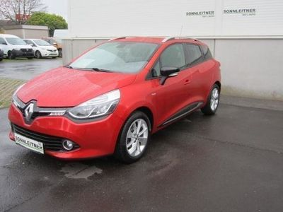 gebraucht Renault Clio Kombi Limited TCe
