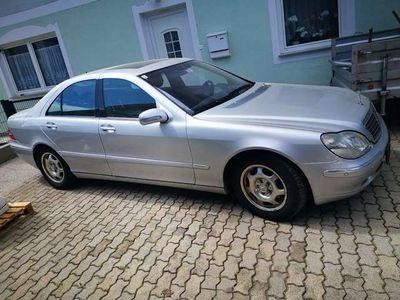 gebraucht Mercedes S400 CDI lang Aut.