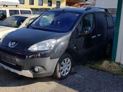 gebraucht Peugeot Partner Tepee Comfort 1,6 HDi 95 FAP